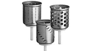 Набор доп. барабанов для насадки-овощерезки KitchenAid EMVSC