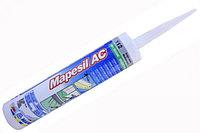 Герметик Мапесил АС (Mapesil AC): однокомпонентный силиконовый