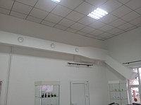 Монтаж вентиляции в салоне красоты ул. Толе би