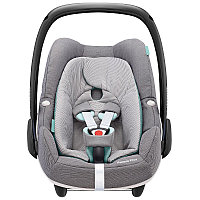 Автокресло Maxi-Cosi Pebble Plus Concrete Grey , фото 1