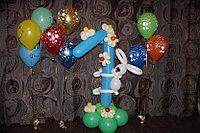 Цифра на праздник из шаров в Павлодаре, фото 1