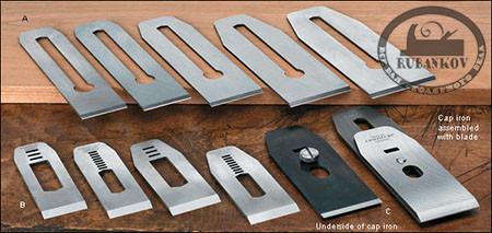 Ножи из стали PM-V11 и Стружколомы из стали A2 для рубанков Stanley/Record