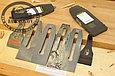 Ножи из стали PM-V11 и Стружколомы из стали A2 для рубанков Stanley/Record, фото 5