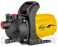Садовый поверхностный насос GP600 600 Вт 3000 л/ч подъем 35 м пластик DENZEL 97201 (002)