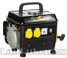 Генератор бензиновый DB950 0,85 кВт 220В/50Гц 4 л ручн. пуск DENZEL 94650 (002)