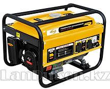 Генератор бензиновый GE 2500 2,5 кВт 220В/50Гц 15 л ручной старт DENZEL 94681 (002)