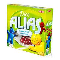 """Настольная игра Tactic """"Скажи иначе с кубиками"""" Dice Alias, фото 1"""