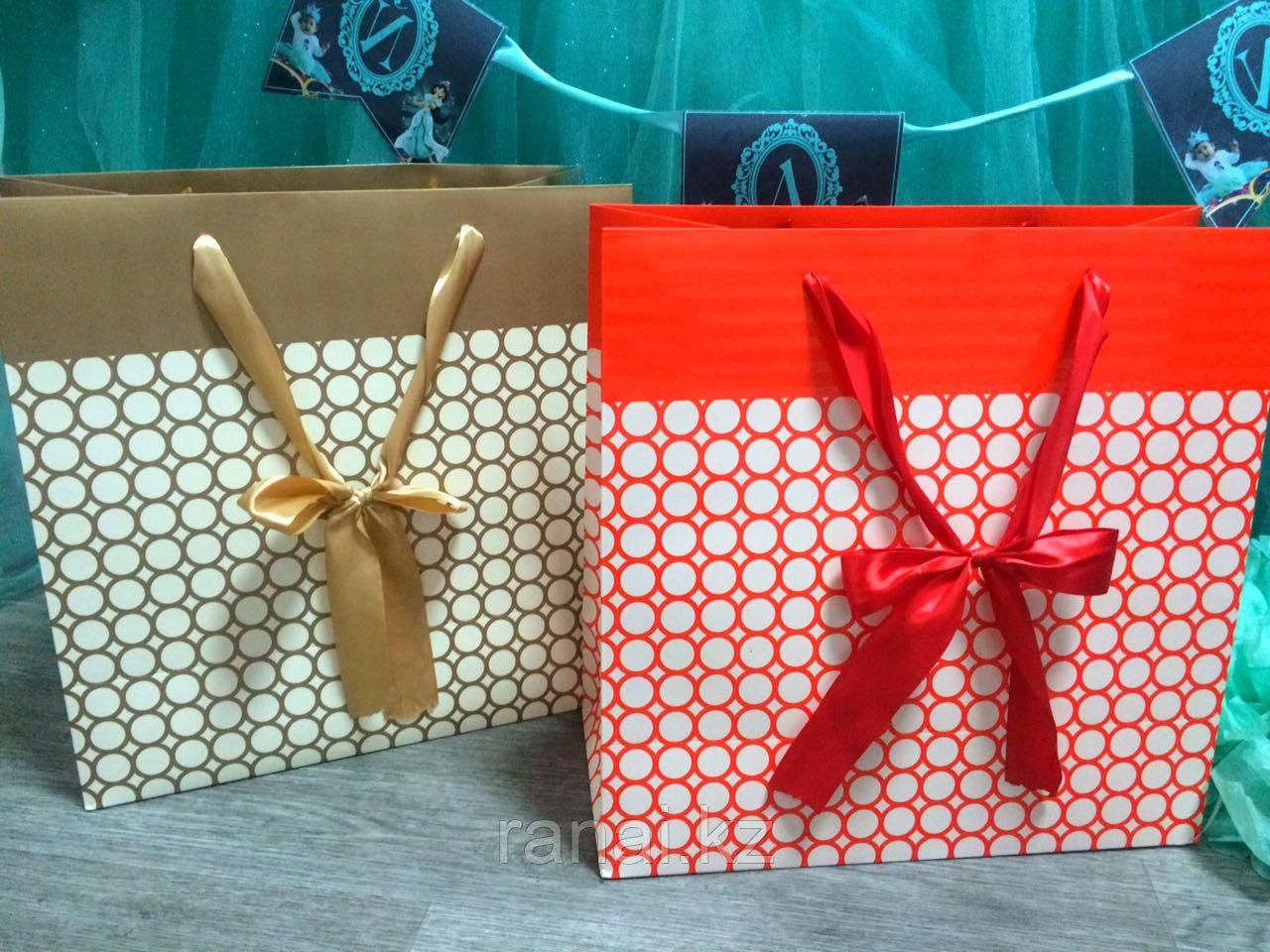 Подарочные Пакеты в Алматы