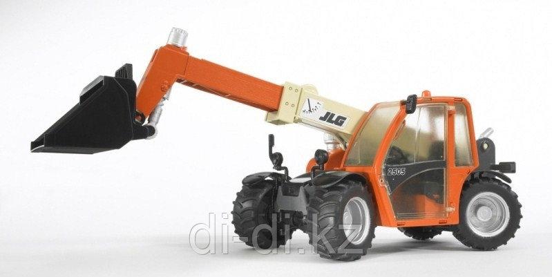 """Игрушечный Погрузчик колёсный """"JLG 2505 Telehandler"""""""