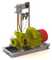 Насосы КМ-Е, консольно-моноблочные, производительность 100-300 м3/ч