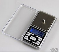 Карманные весы 500 грамм 0,1 г., фото 1