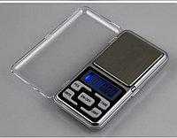 Карманные ювелирные весы 0,1 г. - 500 г. , фото 1
