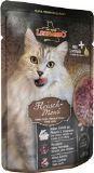Leonardo meat menue Леонардо корм для кошек мясное ассорти в пауче, 85г