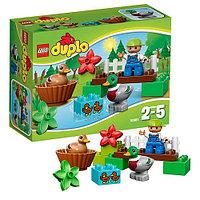Lego Duplo  Уточки в лесу