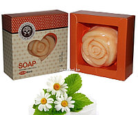 Натуральное мыло с эфирным маслом Ромашки, 120 г