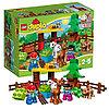 Lego Duplo  Лесные животные