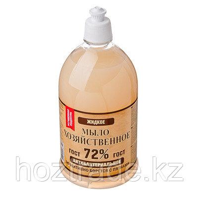 Мыло жидкое хозяйственное Аист 1000 мл 72 %