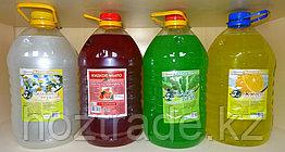Мыло жидкое 5 литров Делюкс