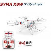 Квадрокоптер с видеотрансляцией SYMA-X8W, фото 1