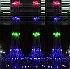 Светодиодный занавес Водопад 12*3 м 1440 ламп
