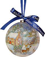 Набор елочных шаров Mister Cristmas Collection 14 штук в коробке, фото 1