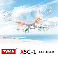 Квадрокоптер с камерой SYMA X5C-1
