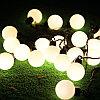 Гирлянда  LED TWL-50 5 м теплый белый цвет