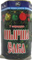 Батарея салютов Шырша ёлка 7 выстрелов/30 м, цвета разные
