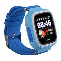 Детские смарт-часы с сенсорным экраном Smart Baby Watch Q90 GPS GSM, фото 1
