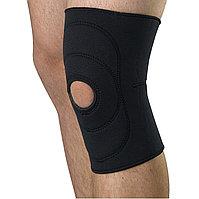 Бандаж для коленного сустава компрессионный с фиксатором коленной чашечки(чулок)
