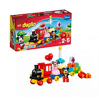 Lego Duplo  День рождения с Микки и Минни