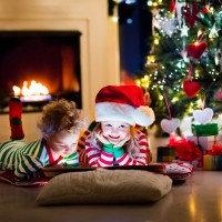 Новый год, зима и рождество