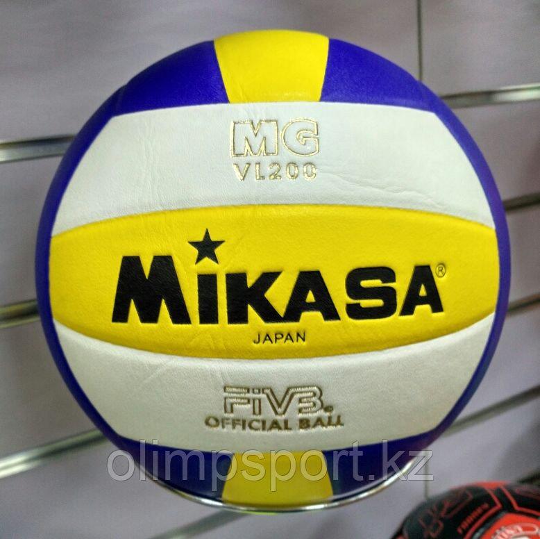Мяч волейбольный Mikasa  vl200