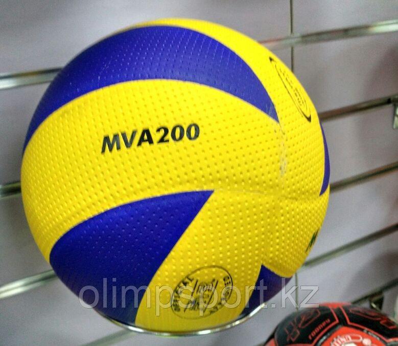 Мяч волейбольный Mikasa MVA200, реплика