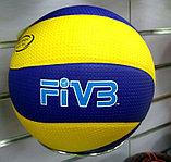 Мяч волейбольный Mikasa MVA200, реплика, фото 2