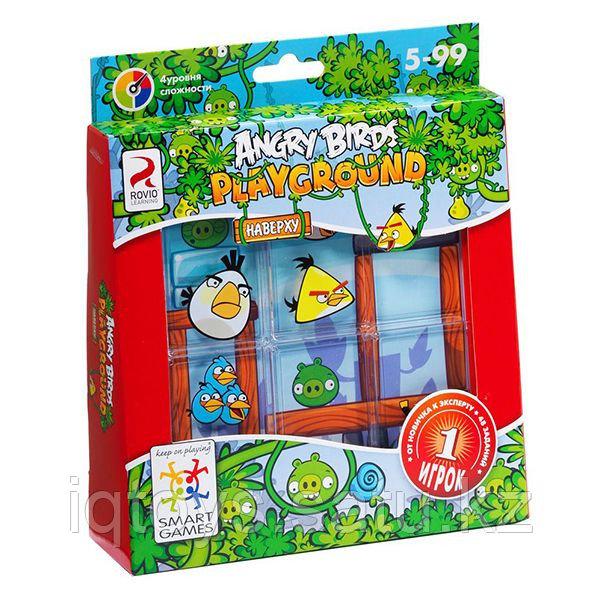 """Angry birds playground """"наверху"""" - логическая игра BONDIBON SMARTGAMES"""