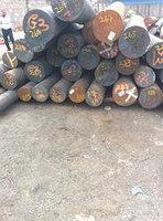 Кованый круг ф.455х1820 мм ст.ХВГ