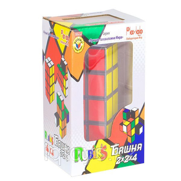 Башня Рубика 2x2x4 Rubik's