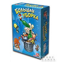 Настольная игра HOBBY WORLD Большая уборка, фото 1