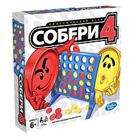 """Настольная игра HASBRO GAMES """"Собери 4"""" (Connect 4), фото 1"""