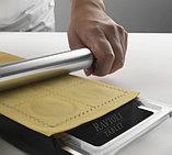 Пельменница - равиольница Marcato Design Ravioli Tablet Nero форма для приготовления пельменей равиоли, черная, фото 2