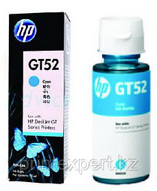 HP M0H54AE HP GT52 Cyan Original Ink Bottle for DJ GT5810/5820 , up to 8000 pages ;