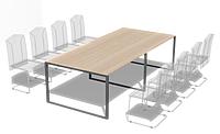 Конференц стол М4