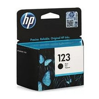 Картридж HP 123 Black