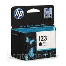 Картридж HP 123 Black, фото 2