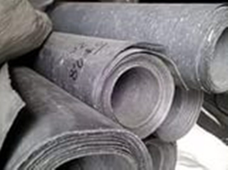 Паронит ПОН -Б толщина 1,0 мм размер 1*1,7