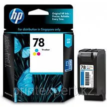 HP C6578D Tri-color Inkjet Print Cartridge №78 for DJ930/950/970/1220/PS1215/1315/1280, 19 ml, up to 560 pages, фото 2