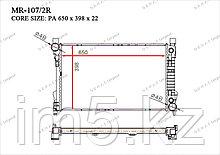 Радиатор  Mercedes CLK-Класс. W209 2002-2010 2.2CDi Дизель