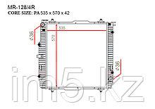 Радиатор  Mercedes G-Класс. W461 1989-Н.В 2.0i / 2.3i / 3.0i / 3.2i / 3.6i / 5.0i / 5.5i / 6.0i / 6.3i / 6.5i Бензин