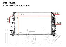 Радиатор  Mercedes Sprinter. W906 2006-Н.В 2.1CDi / 3.0CDi Дизель